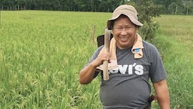 Susno Duadji, ingin lebih dekat dengan petani