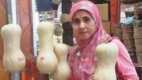 Tisri Budayanti, sosok di balik suksesnya diklat pertanian Aceh