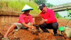 KRPL, mempercantik wajah bantaran sungai BKT