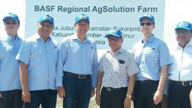 BASF mengedukasi petani lewat AgSolution farm