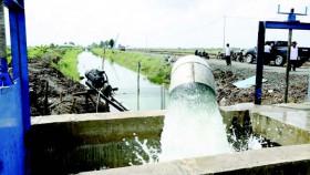 Polder mini, trik pengelolaan air di lahan rawa
