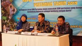 Lulusan SMK pembangunan pertanian tangguh di pasar kerja