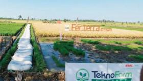 FMC teknofarm compact, sarana edukasi teknologi pertanian berkelanjutan