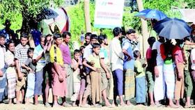 Menelisik kejahatan kemanusaiaan di Rohingya