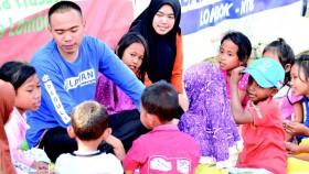 Ahad, Ahad dan Ahad Gempa di Lombok