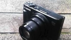 Canon Powershot SX 740HS, super zoom kompak