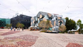 Melbourne, kota modern bernuansa lampau