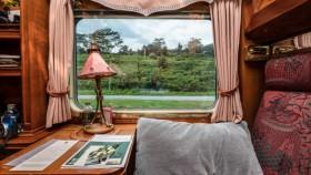 An extraordinary train journey