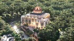 Progres wakaf masjid DT 3 in 1
