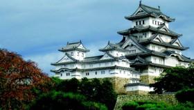 Menapaki kastil di Jepang