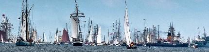 Pekan berlayar di Kiel