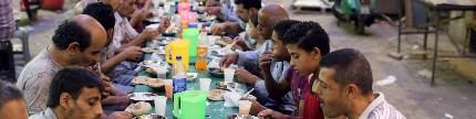 Ramadhan di Negeri Piramida