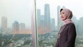 Emmy Haryanti, ibadah menjadi pondasi pekerjaan