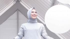 Nina Nugroho, menemukan kenyamanan desain muslimah aktif