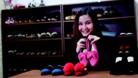 Valentina Meiliyana, jatuh bangun di dunia bisnis sepatu