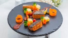 Sushi dan sashimi favorit Chelsea Islan