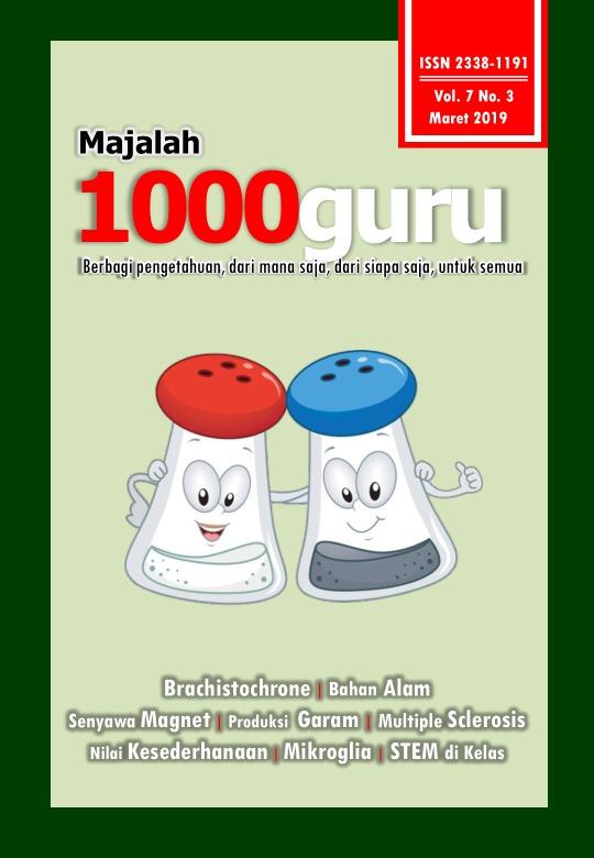 Majalah 1000guru - edisi 96
