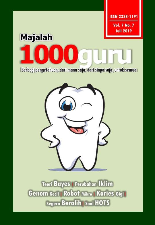 Majalah 1000guru - edisi 100
