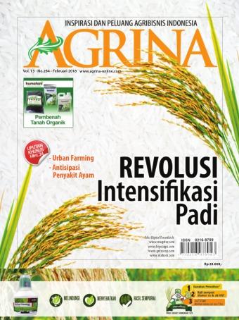 Majalah Agrina - edisi 284