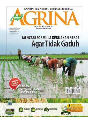 Majalah Agrina - edisi 280