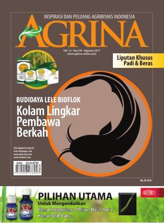 Majalah Agrina - edisi 278