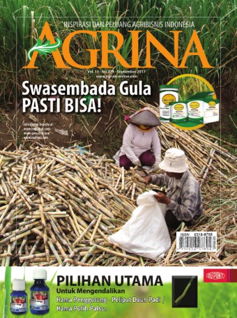 Majalah Agrina - edisi 279