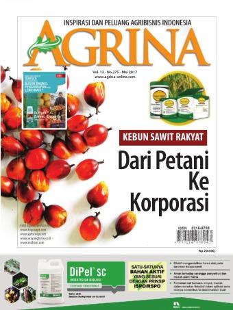 Majalah Agrina - edisi 275