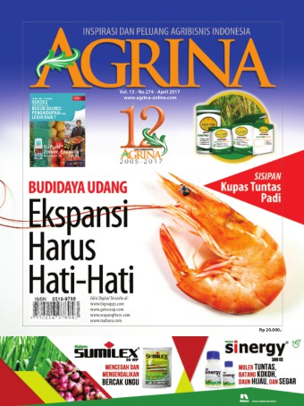 Majalah Agrina - edisi 274