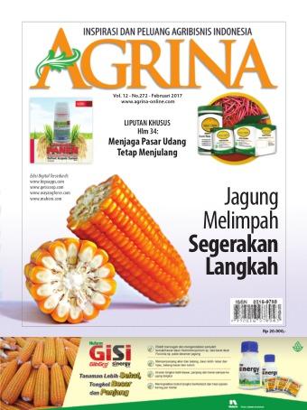 Majalah Agrina - edisi 272
