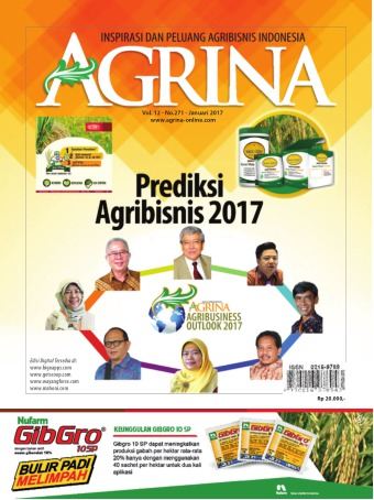 Majalah Agrina - edisi 271