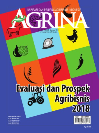 Majalah Agrina - edisi 283