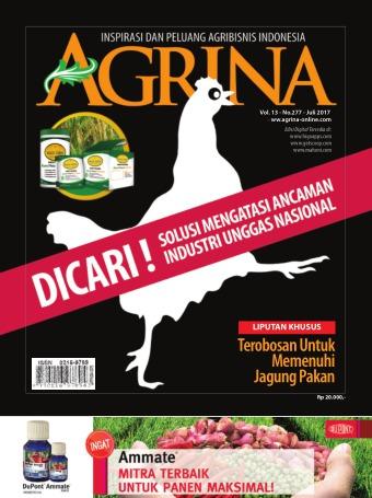 Majalah Agrina - edisi 277