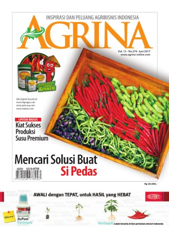 Majalah Agrina - edisi 276