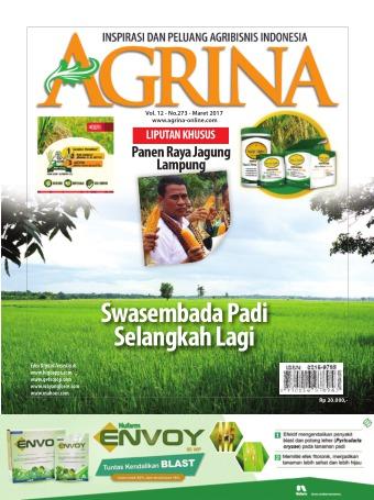 Majalah Agrina - edisi 273