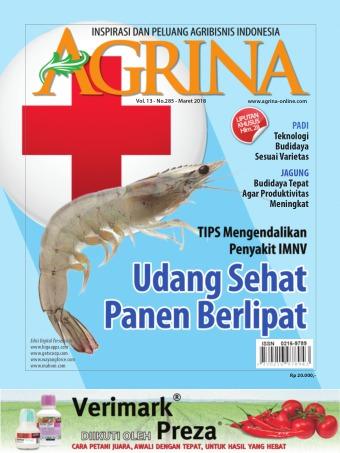 Majalah Agrina - edisi 285