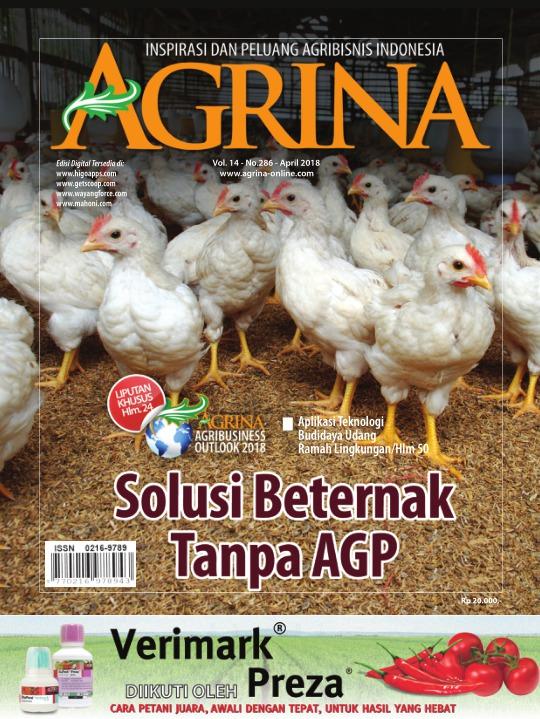 Majalah Agrina - edisi 286