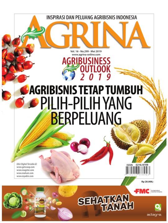 Majalah Agrina - edisi 299