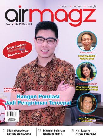 Majalah airmagz - edisi 37