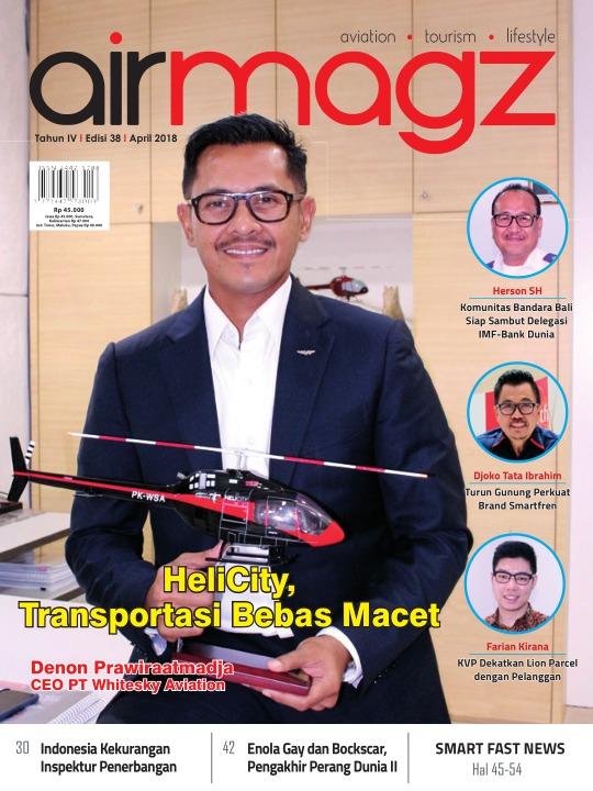 Majalah airmagz - edisi 38