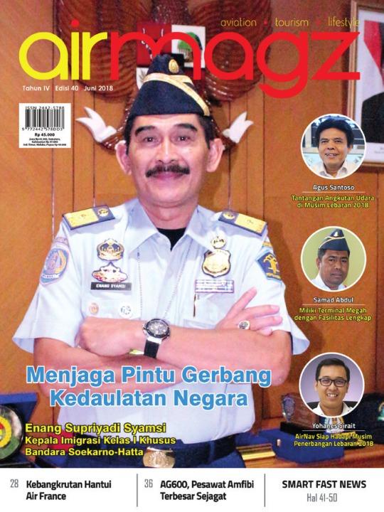 Majalah airmagz - edisi 40