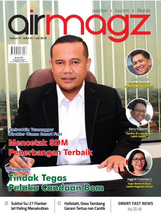 Majalah airmagz - edisi 41