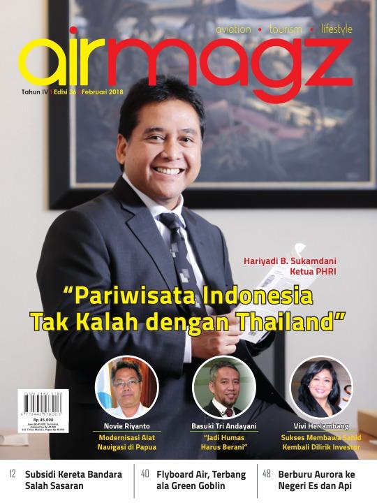 Majalah airmagz - edisi 36