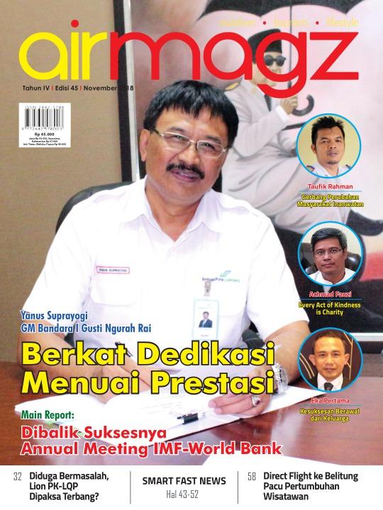 Majalah airmagz - edisi 45