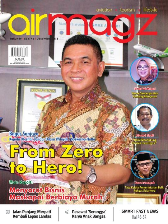 Majalah airmagz - edisi 46