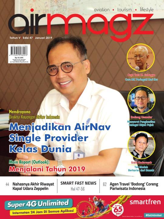 Majalah airmagz - edisi 47