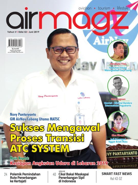 Majalah airmagz - edisi 52