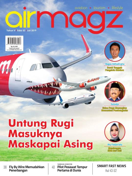 Majalah airmagz - edisi 53