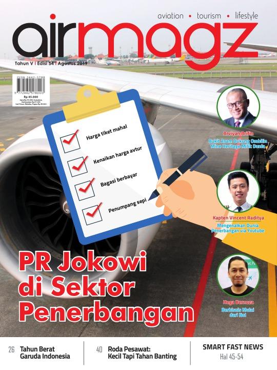Majalah airmagz - edisi 54