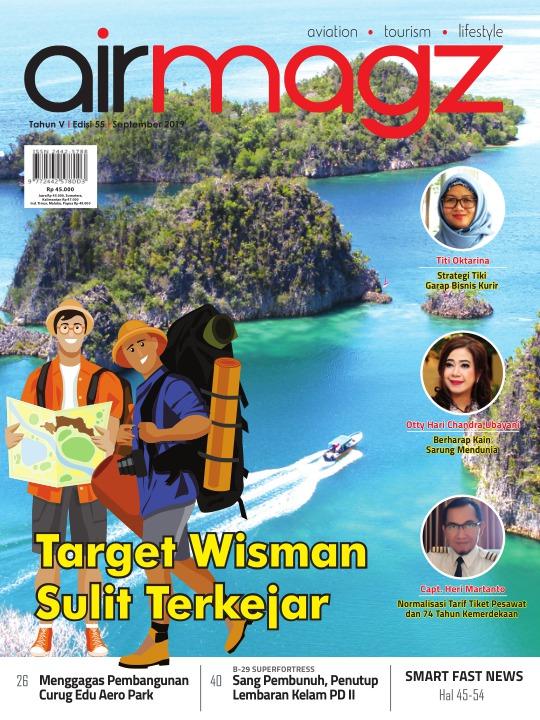 Majalah airmagz - edisi 55