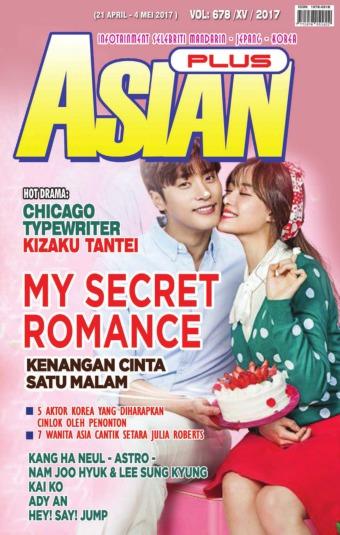 Tabloid Asian Plus - edisi 678